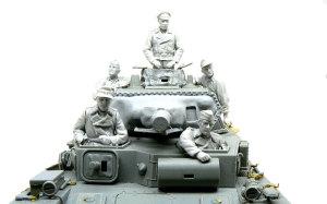 ドイツ戦車兵 ミニアート35003 1/35
