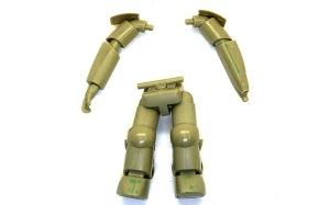 PKA G型グスタフ 手足の組み立て