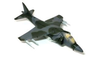 AV-8Bハリアー2 迷彩塗装