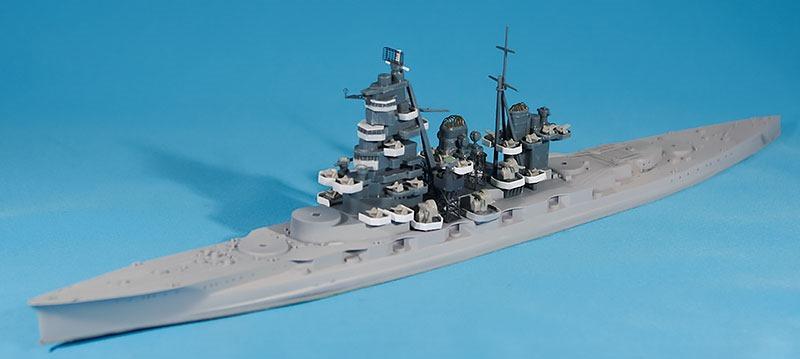 日本海軍・戦艦榛名