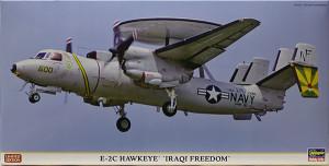 アメリカ海軍・E-2Cホークアイ 1/72 ハセガワ