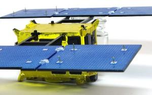 小惑星探査機はやぶさ 太陽電池パネルのディテールアップ