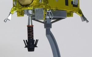 小惑星探査機はやぶさ サンプリングホーン