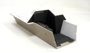 ヘッツァー駆逐戦車初期型 インテリアの制作