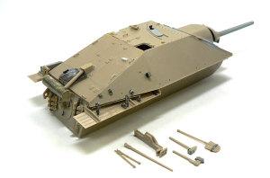 ヘッツァー駆逐戦車 OVMの組立て