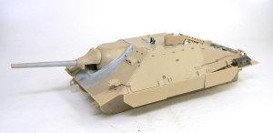 ヘッツァー駆逐戦車 シュルツェンの組立て
