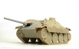 ヘッツァー駆逐戦車 組立て完了