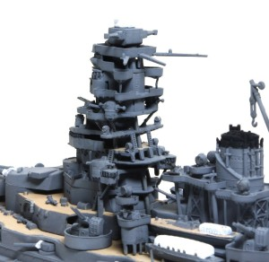 戦艦比叡 艦橋