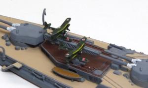 戦艦比叡 艦載機