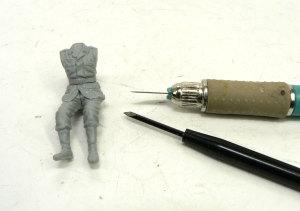 デザインナイフと彫刻刀