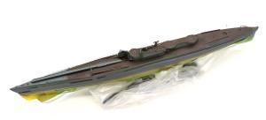 特型潜水艦 伊-400 船体の塗装
