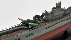 特型潜水艦 伊-400 晴嵐