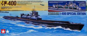 日本特型潜水艦・伊-400 1/350 タミヤ