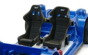 スバル・インプレッサWRC2004 シート