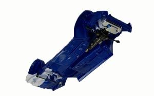 スバル・インプレッサWRC2004 シャーシの制作