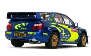 スバル・インプレッサWRC2004 テールランプ