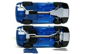 スバル・インプレッサWRC2004 アンダーカバー