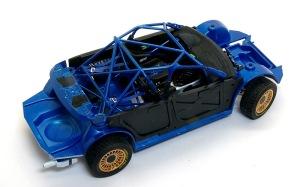 スバル・インプレッサWRC2004 ダッシュボード