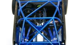 スバル・インプレッサWRC2004 インテリアが完成