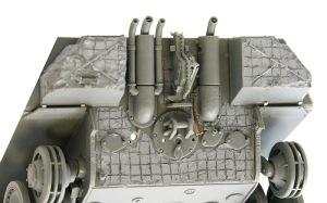 ヤクトパンターG1初期型 ツィンメリット・コーティング