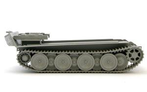 ヤクトパンターG1初期型 履帯の組み立て