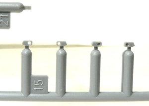 ヤクトティーガー ヘンシェルタイプ 予備履帯フックの加工