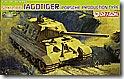 ドイツ・駆逐戦車ヤクトティーガー・ポルシェタイプ 1/35 ドラゴン