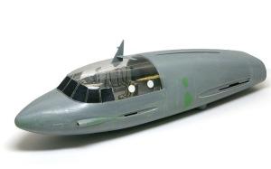 ジェットビートル 機体の表面処理
