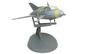 ジェットビートル 機体の組み立て
