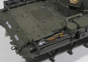M42A1ダスター自走高射機関砲 OVMの塗分け