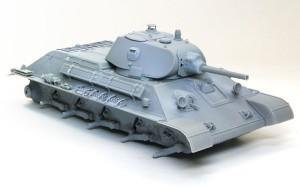 T-34/76 1940年型 サフ吹き