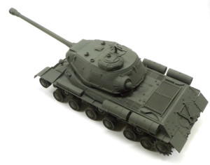 JS-2を塗装