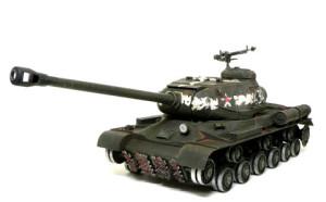 ソビエト重戦車・JS-2 チッピング