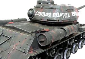 ソビエト重戦車・JS-2 パステルワーク
