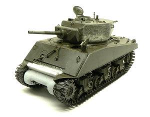 M4A3E2シャーマン・ジャンボ 組立て完了