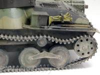 日本陸軍・4式軽戦車ケヌ 1/35 ドラゴン