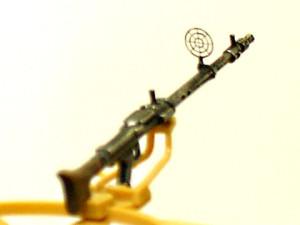 MG機関銃の照準器