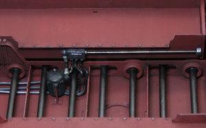 ケーニヒスティーガー・ヘンシェル砲塔 燃料ポンプ