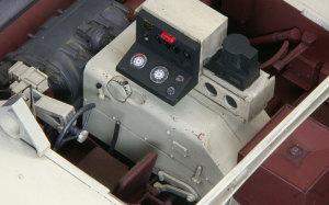 ケーニヒスティーガー・ヘンシェル砲塔 計器板