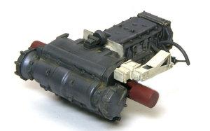 ケーニヒスティーガー・ヘンシェル砲塔 トランスミッション