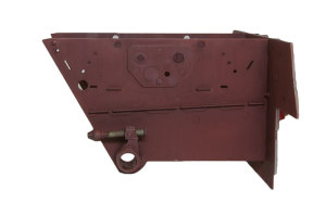 ケーニヒスティーガー・ヘンシェル砲塔 履帯緊張調整装置