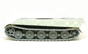 ケーニヒスティーガー ポルシェ砲塔 マジックトラックの組立て