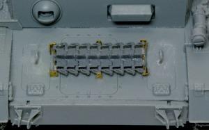 4号対空戦車クーゲルブリッツ 予備履帯