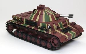 4号対空戦車クーゲルブリッツ デカール貼り