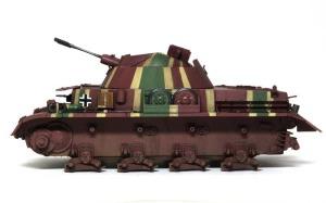 4号対空戦車クーゲルブリッツ ウオッシング