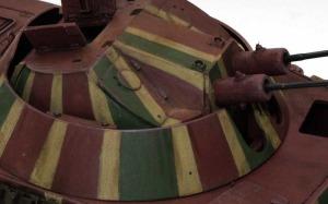 4号対空戦車クーゲルブリッツ ドライブラシ