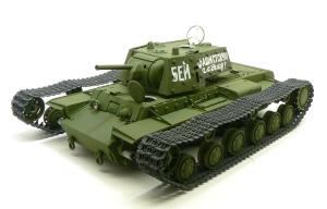 KV-1'sエクラナミ 塗装