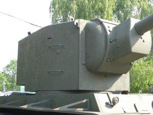 KV-2ギガントの砲塔