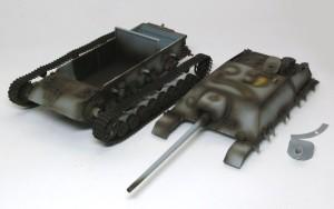 4号駆逐戦車L/70(V)ラング 影吹き