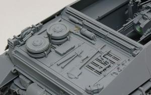 4号駆逐戦車L/70(V)ラング OVMの取り付け